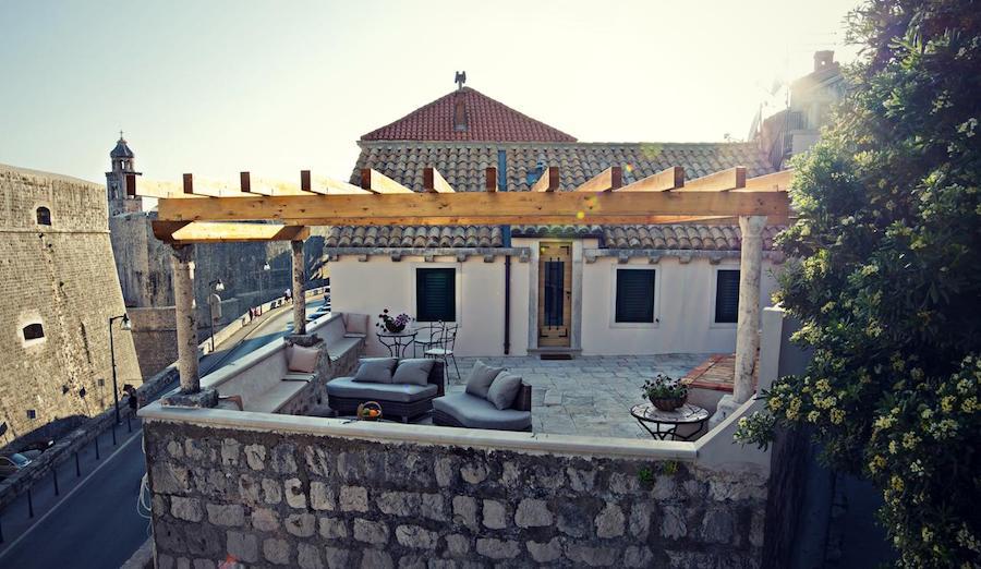 Croatia Travel Blog_Where To Stay In Dubrovnik_Villa Ragusa Vecchia