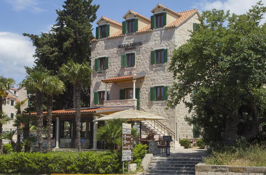 Croatia Travel Blog_Where To Stay In Split_Hotel Villa Diana