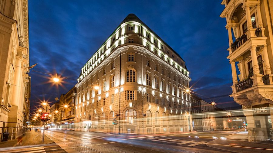 Croatia Travel Blog_Where To Stay In Zagreb_Hotel Capital
