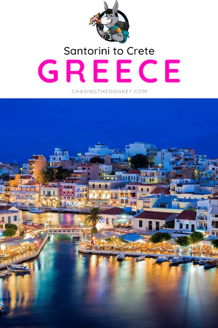 Greece Travel Blog_How To Get From Santorini To Crete