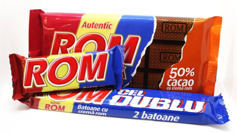 Romanian Souvenirs - Chocolate From Romania