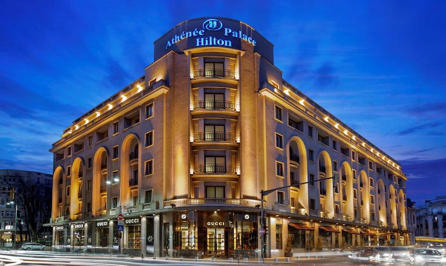 Romania Travel Blog_Where To Stay In Bucharest_Athenee Palace Hotel Bucharest
