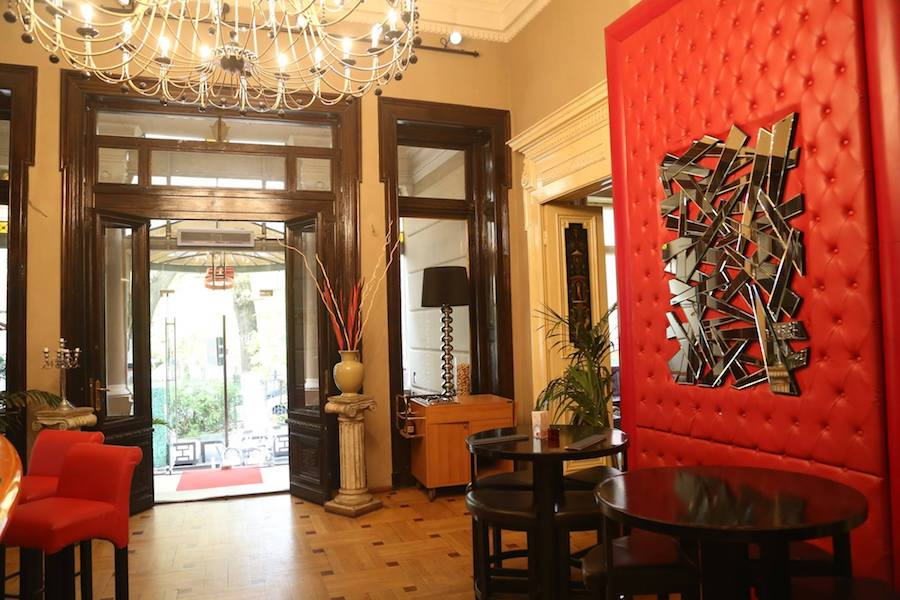 Romania Travel Blog_Where To Stay In Bucharest_Residence Villa Barrio
