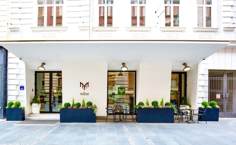 Serbia Travel Blog_Where To Stay In Belgrade_Boutique Hotel Museum