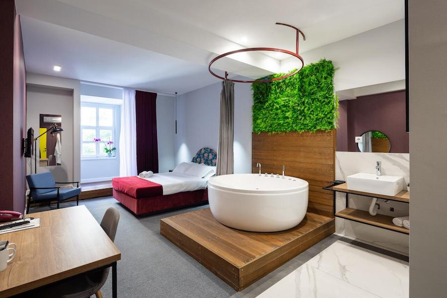 Serbia Travel Blog_Where To Stay In Belgrade_Hotel Bohemian Garni