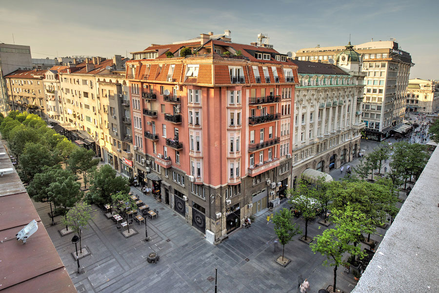 Serbia Travel Blog_Where To Stay In Belgrade_Hotel Majestic