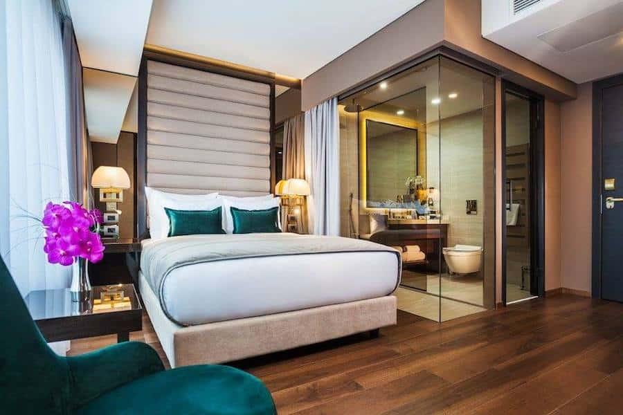 Serbia Travel Blog_Where To Stay In Belgrade_Saint Ten Hotel Belgrade