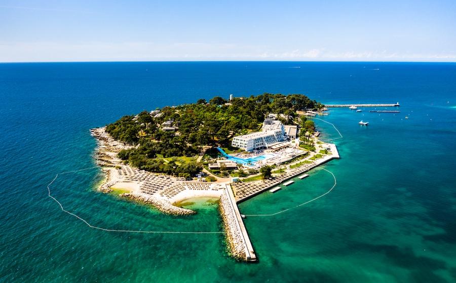 Best Beaches In Istria - Sveti Nikola Porec