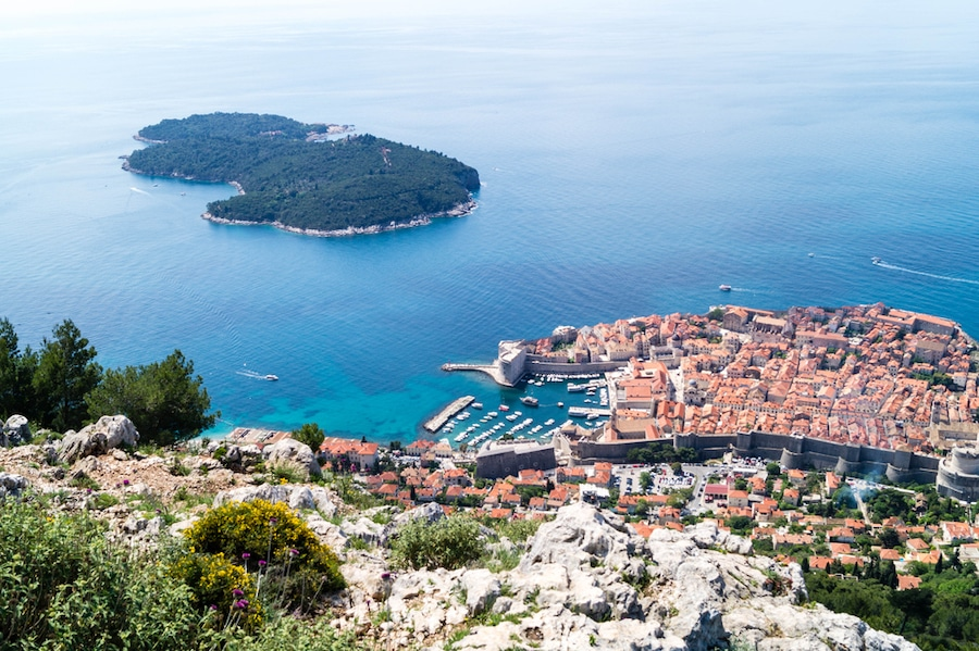 Day Trips From Dubrovnik - Lokrum Island