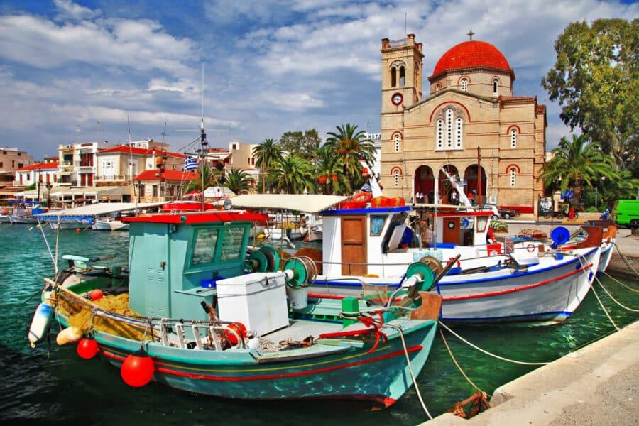 Island Hop Greece, Here Is How To Travel Between Greek Islands - Aegina