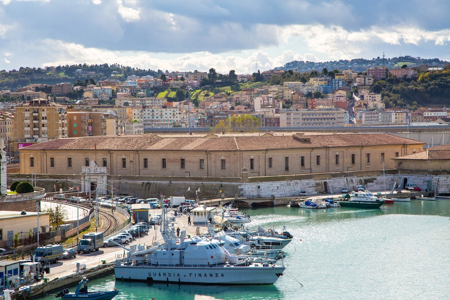 How To Get From Greece To Italy (& Italy To Greece) - Ancona Port