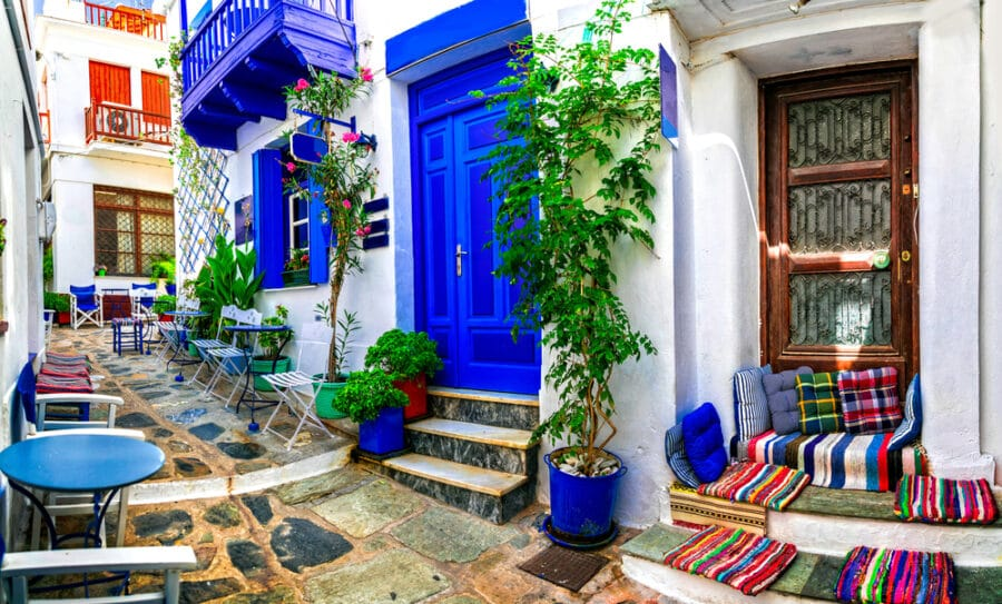 Island Hop Greece, Here Is How To Travel Between Greek Islands - Skopelos Island