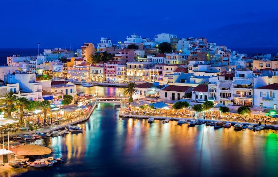 How To Get From Santorini To Crete - Agios Nikolaos, Crete