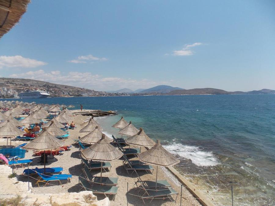 Albania Travel Blog_Where To Stay In Saranda_Oceanic Overview