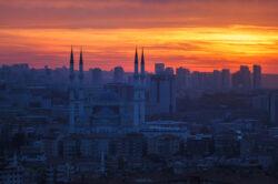 Things to do in Ankara Turkey - Ankara and Kocatepe Mosque