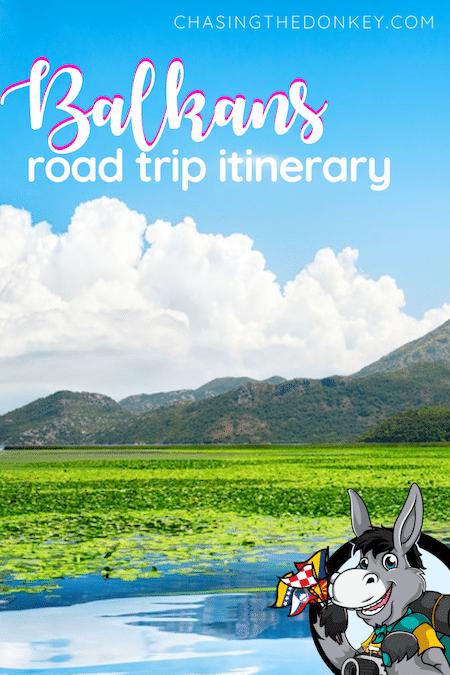 Balkans Travel Blog_Southwestern Balkans Road Trip Itinerary