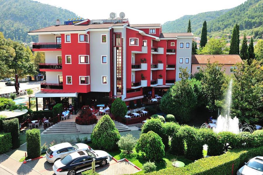 Bosnia Herzegovina Travel Blog_Where To Stay In Mostar_Hotel Bevanda