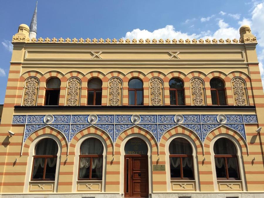 Bosnia and Herzegovina Travel Blog_Where To Stay In Sarajevo_İsa Begov Hamam Hotel