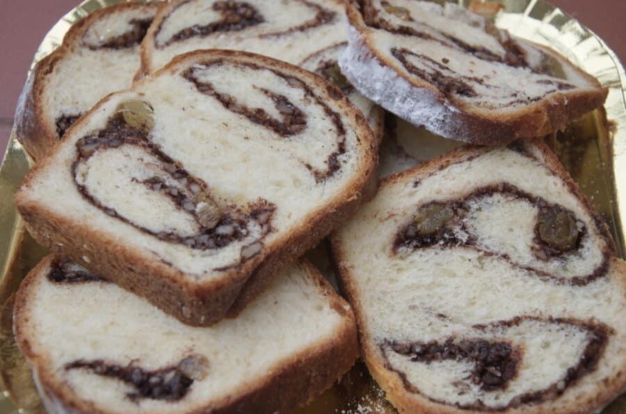 Romanian Cozonac Bread