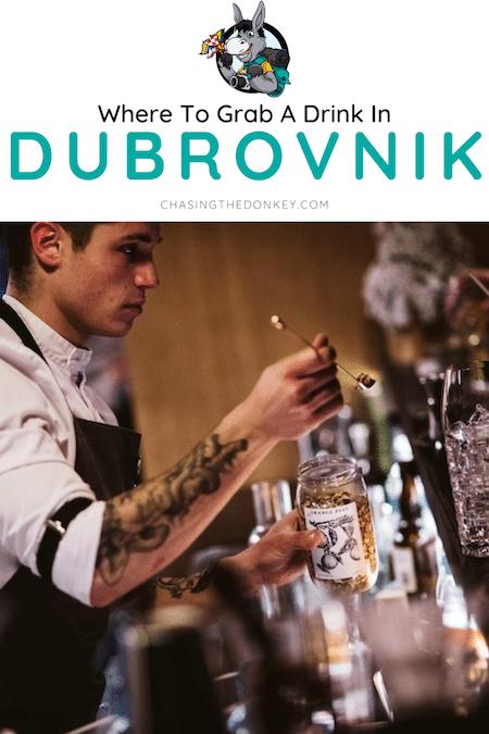 Croatia Travel Blog_Best Bars In Dubrovnik
