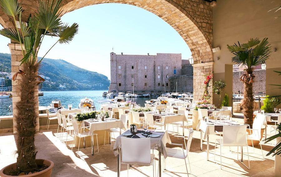 Croatia Travel Blog_Best Bars In Dubrovnikk_Gradska Kavana (Old Town)