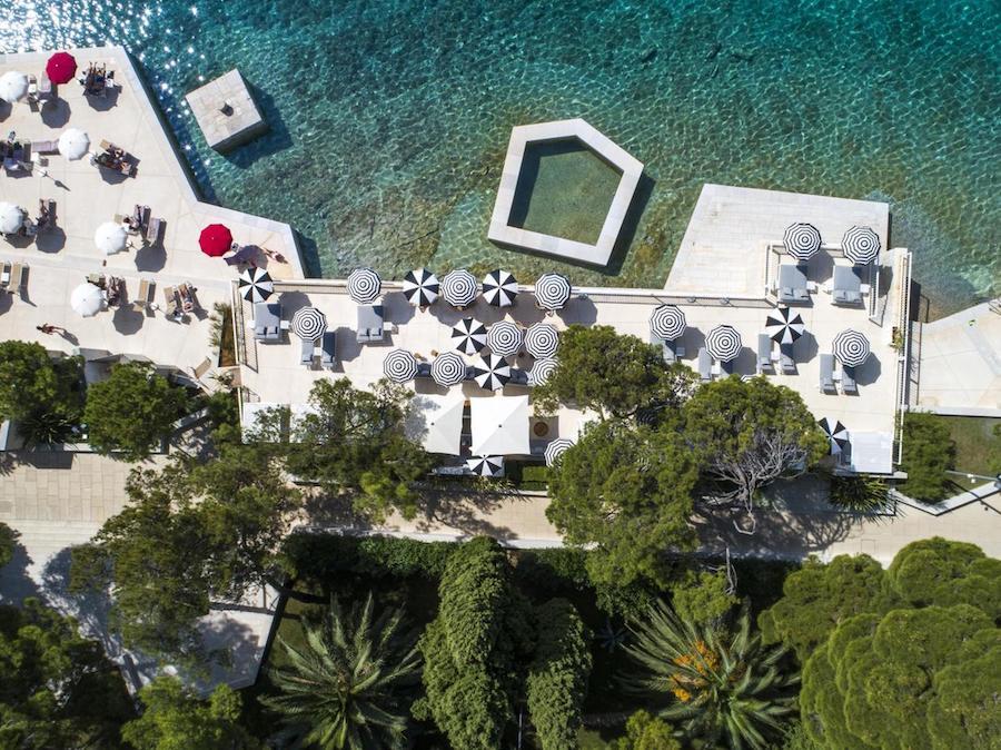 Croatia Travel Blog_Best Beach Resorts In Croatia_Bellevue Hotel Lošinj