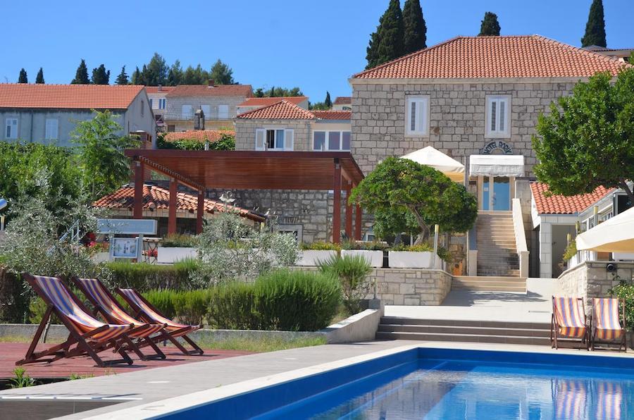 Croatia Travel Blog_Where To Stay In Korcula_Hotel Borik
