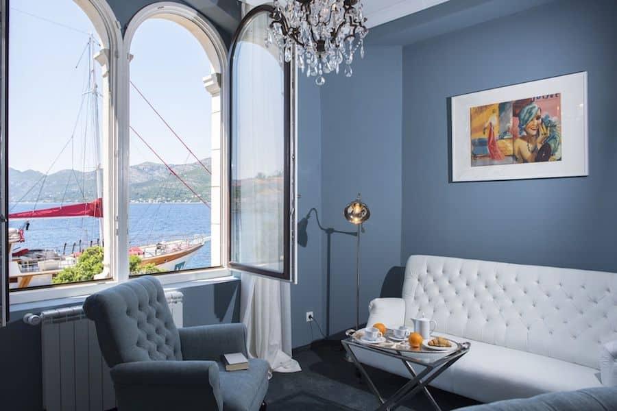 Croatia Travel Blog_Where To Stay In Korcula_Hotel Korčula (De La Ville)