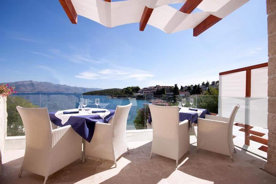 Croatia Travel Blog_Where To Stay In Korcula_Hotel Korsal