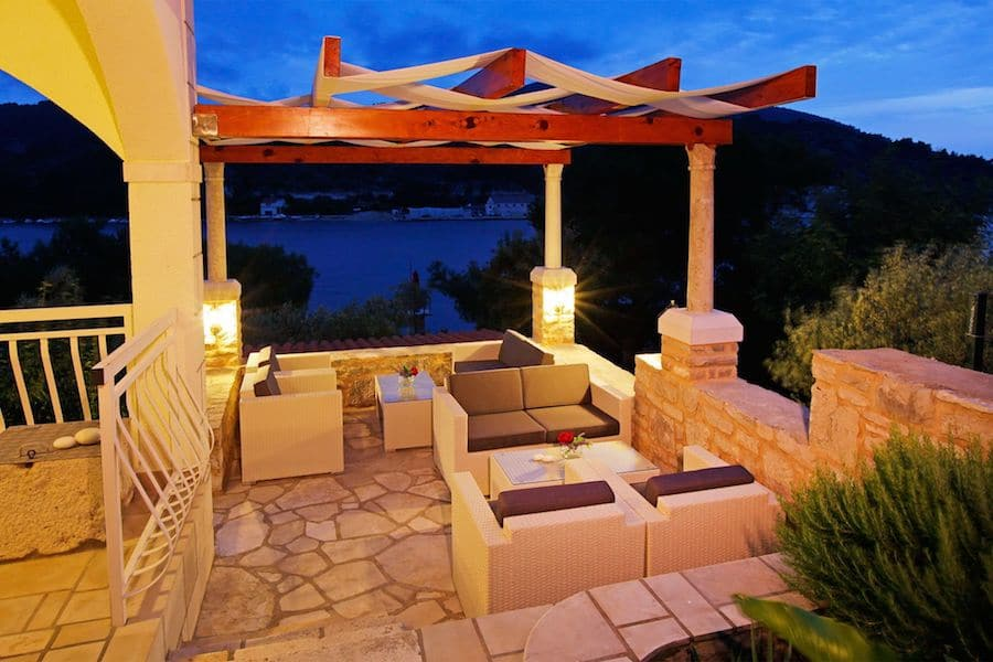 Croatia Travel Blog_Where To Stay In Korcula_Villa Telenta Korcula