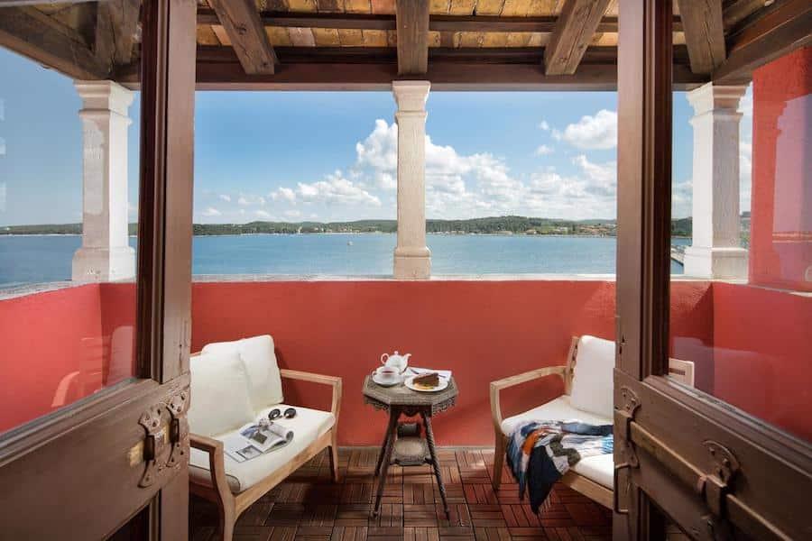 Croatia Travel Blog_Where To Stay In Rovinj_Hotel Angelo d'Oro