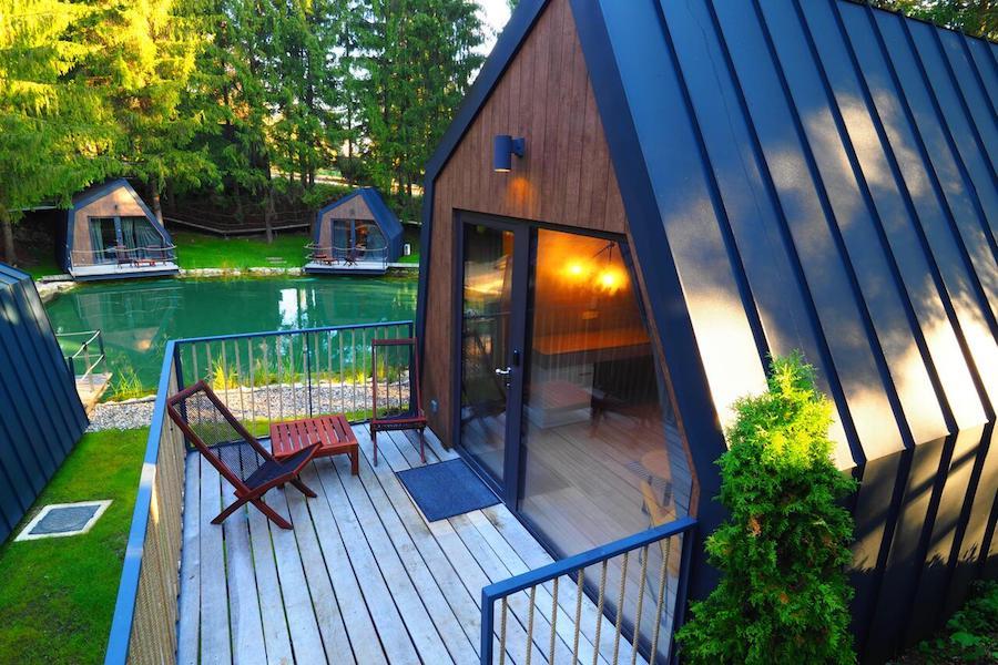 Croatia Travel Blog_Where To Stay Near Plitvice Lakes_Plitvice Holiday Resort