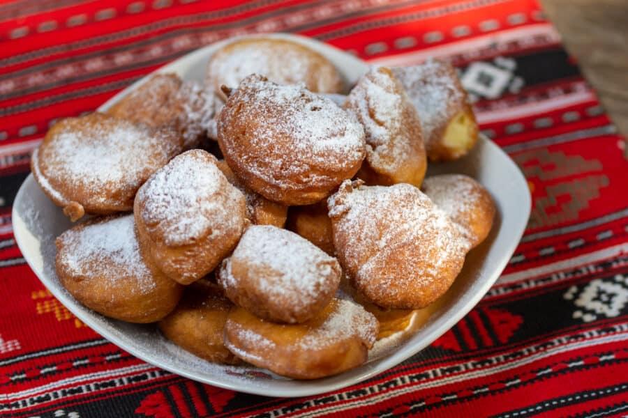 Gogosi_Romanian Doughnuts