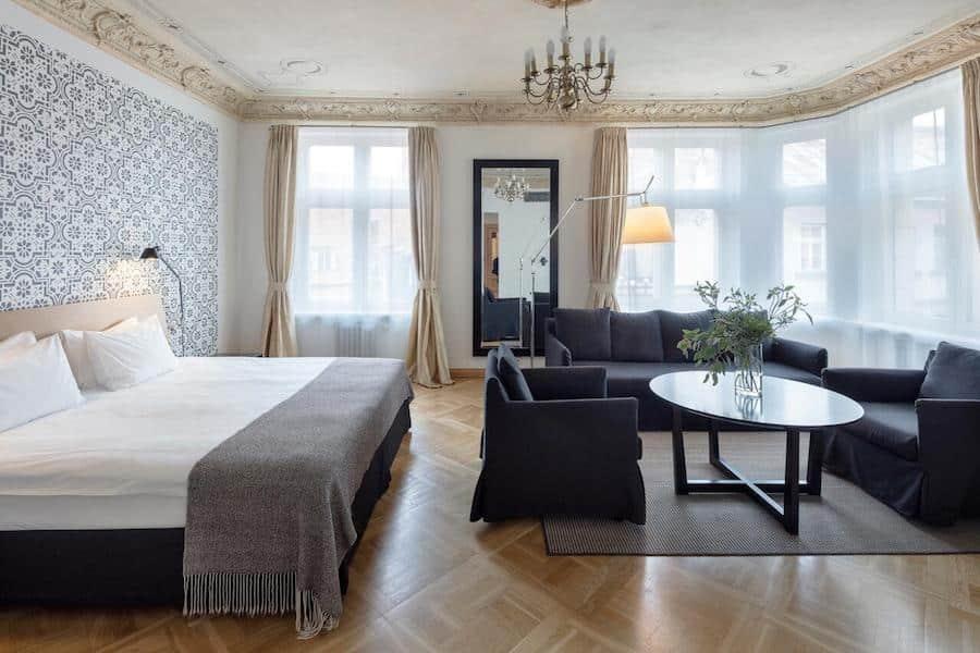 Latvia Travel Blog_Where To Stay In Riga_Neiburgs Hotel