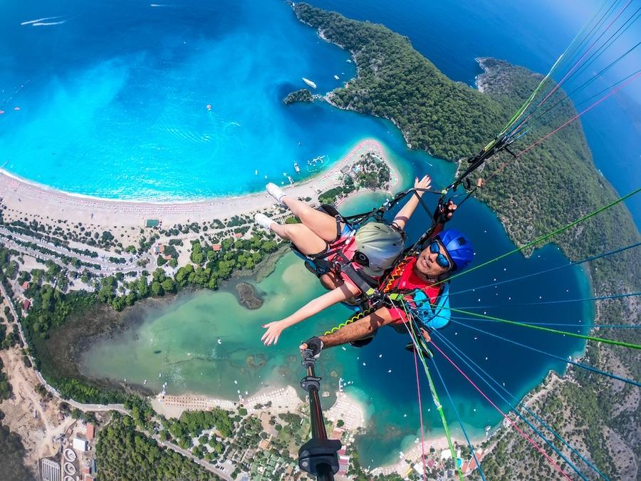 Things to do in Oludeniz - Paragliding_Blue lagoon in Oludeniz_Turkey