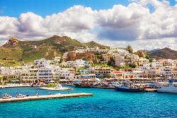 Naxos Island, Greece - Port on the island of Naxos, Greece_Depositphotos_45231899_s-2019