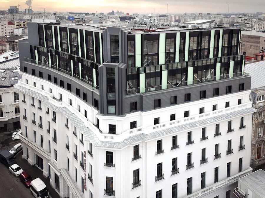 Romania Travel Blog_Where To Stay In Bucharest_Hilton Garden Inn Bucharest