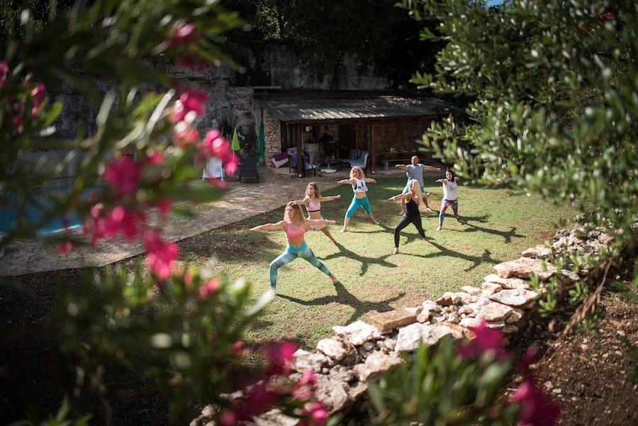 Yoga in Croatia - Sasha Fige Yoga
