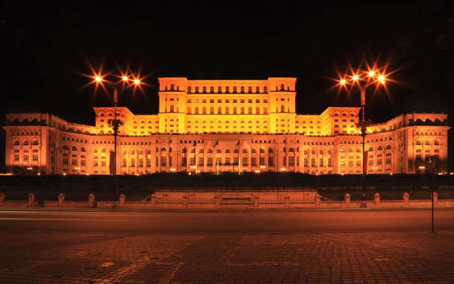 Things to do in Bucharest - The Palace of the Parliament,Bucharest