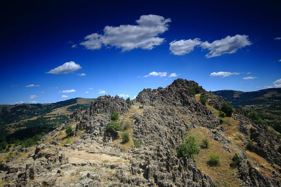 Archaeological Sites in Macedonia - Kokino