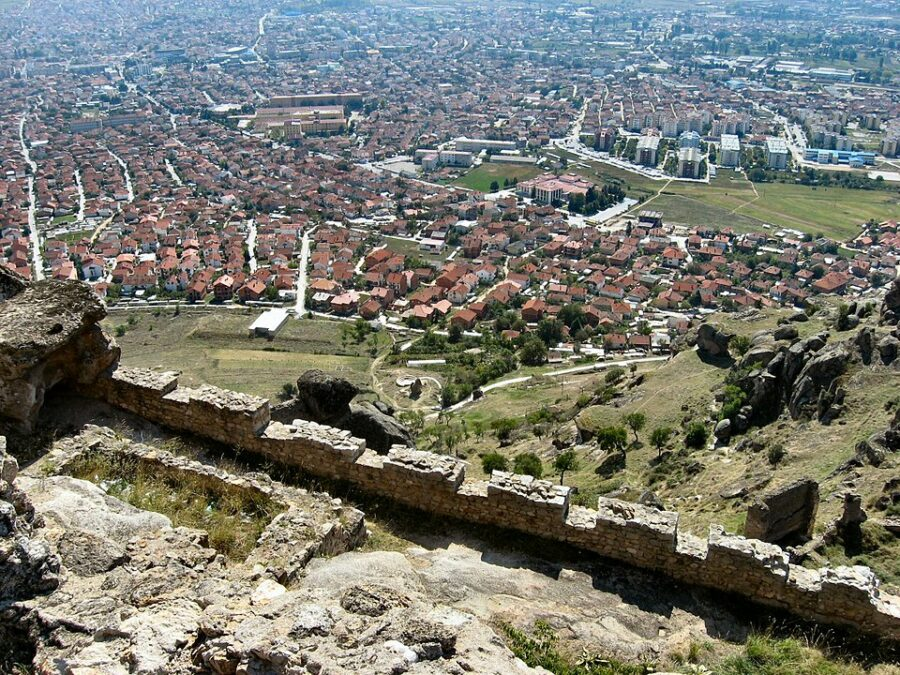 Archaeological Sites in Macedonia - Markovi