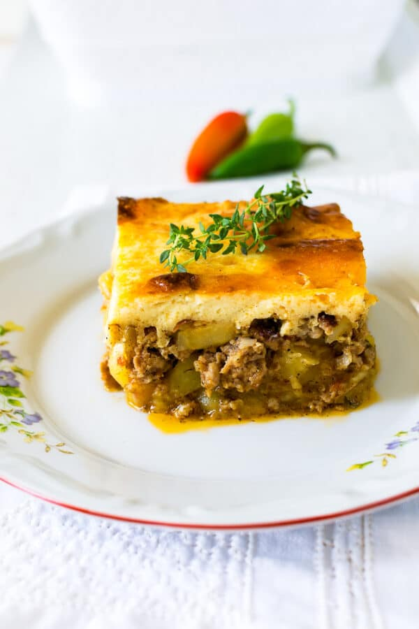 Bulgarian moussaka - Traditional Bulgarian Food