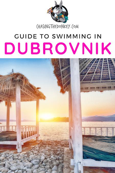 Croatia Travel Blog_Top Spots To Go Swimming In Dubrovnik