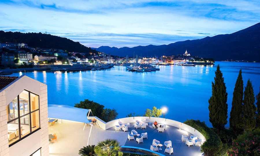 Croatia Travel Blog_Where To Stay In Korcula_Aimness Liburna Hotel