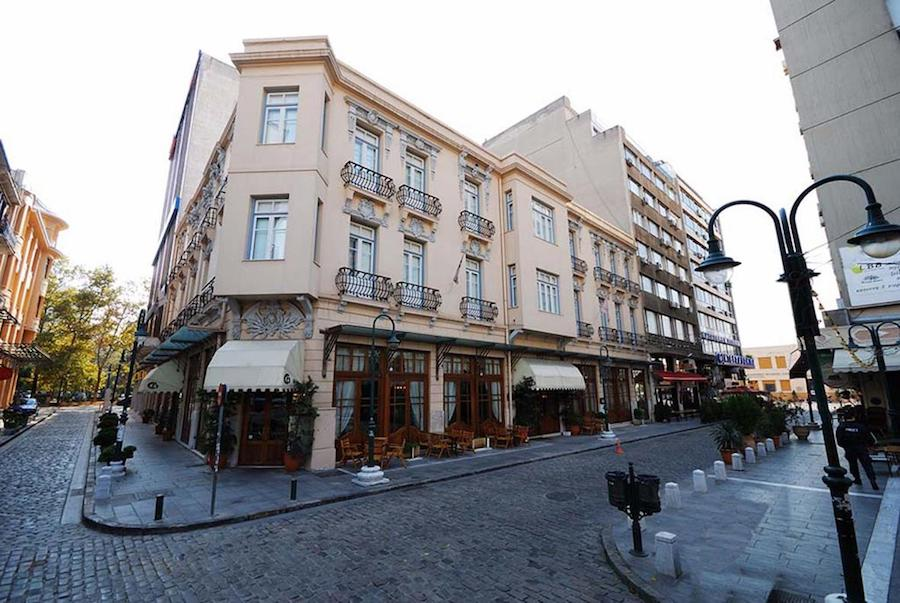 Greece Travel Blog_Thessaloniki Greece Guide_Where To Stay In Thessaloniki_Hotel Capsis Bristol Boutique Hotel