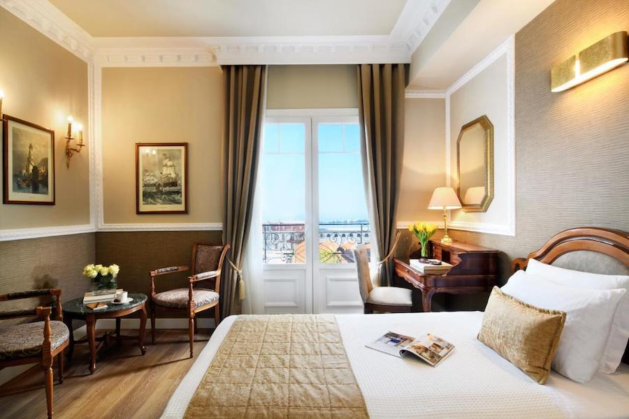 Greece Travel Blog_Thessaloniki Greece Guide_Where To Stay In Thessaloniki_Mediterranean Palace