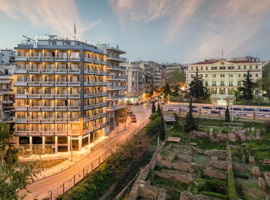 Greece Travel Blog_Thessaloniki Greece Guide_Where To Stay In Thessaloniki_Park Hotel