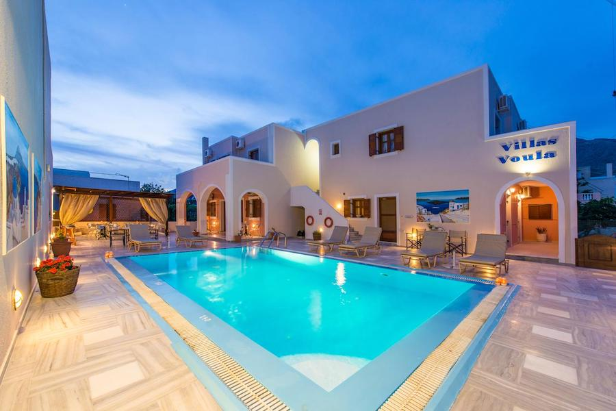Greece Travel Blog_Things To Do In Santorini With Kids_Villa Voula