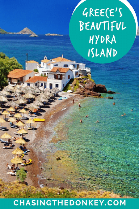 Greece Travel Blog_Things To Do On Hydra Island Greece