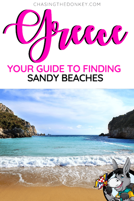 Greece Travel Blog_Where To Find The Best Sandy Beaches In Greece